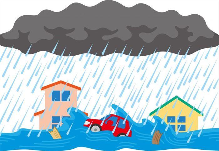 水害リスク情報が重要事項説明の義務になりました